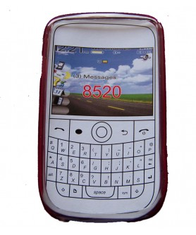 Silicone case Blackberry