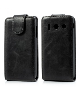 Leather case Huawei Y300