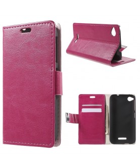 Leather Case HTC Desire 320