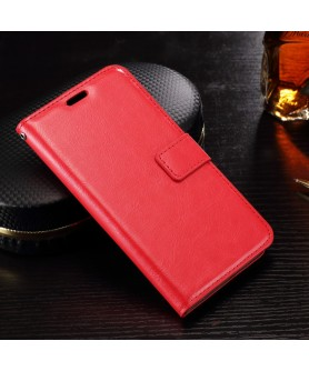 Leather case Huawei Y6